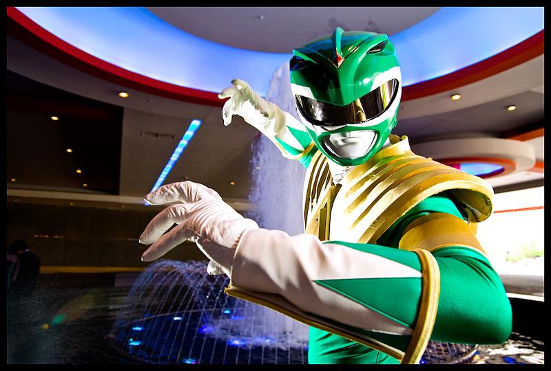 TImeless debate: Red Ranger vs Green Ranger  who you got? | IGN Boards