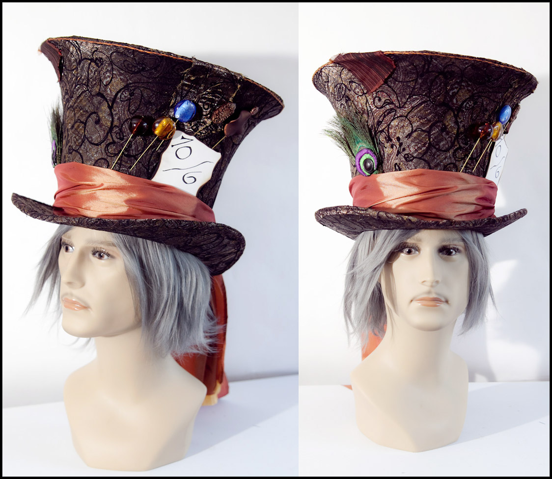 Mad Hatter v 2.2 by Elemental-Sight