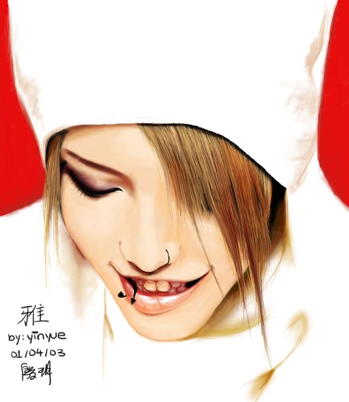 Miyavi - jingle bells by yinyue