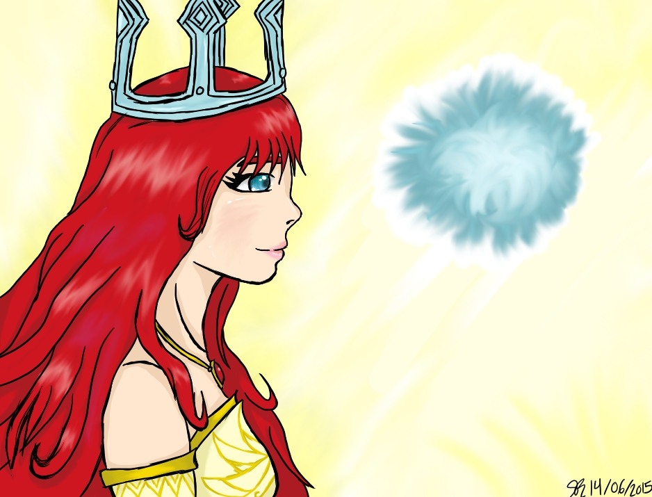 Child of Light by Animelgirl1981