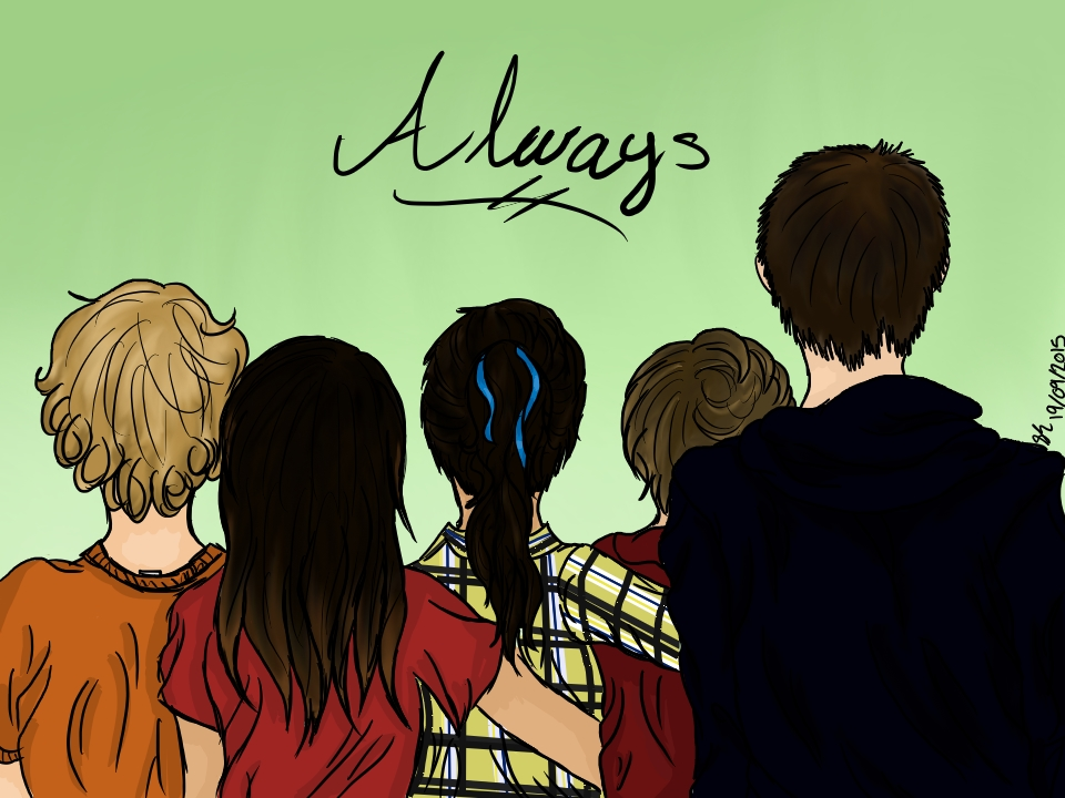 Always by Animelgirl1981