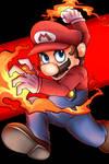 01. Mario (SSBU)