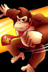 02. Donkey Kong (SSBU)