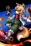 07. Fox (SSBU)