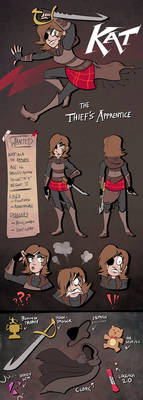 [Jackpot OCT] Kat Reference by AndrewMartinD