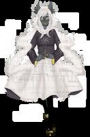 God tier trickster jade by singingcatartist12