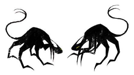 Pavor Nocturnus by LaraGhost