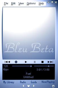 Bleu Beta1