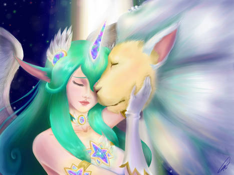 S Star Guardian Soraka
