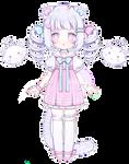 PAW-C ADOPTABLE (CLOSE) #17 by Tuffi-chan