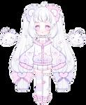 PAW-C ADOPTABLE (CLOSE) #21 by Tuffi-chan