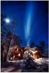 Cabin in Minnesota