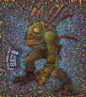 Murloc Mosaic