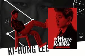 The Maze Runner - Ki Hong Lee [avatar] by Anel-Ceiline