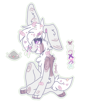 [COMM] Bunny Custom