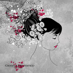 Geisha Revisited by Gabryellalf