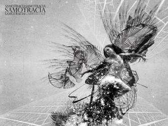 Samotracia by Gabryellalf