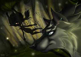 Hiden in your shadow by Irete