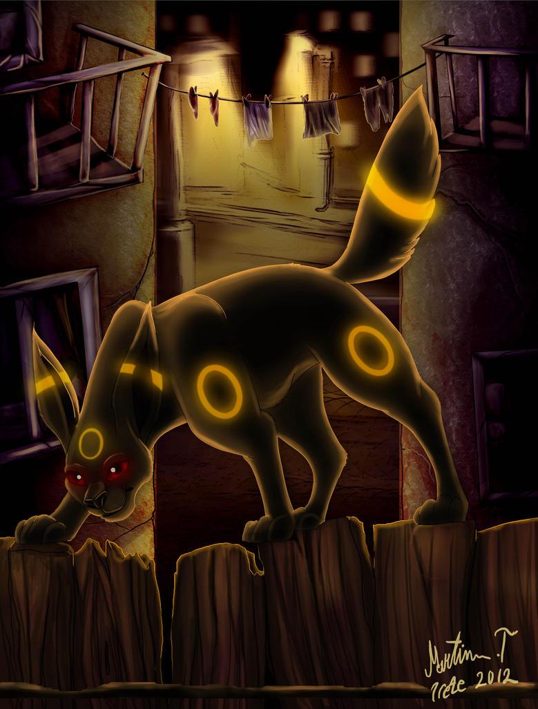 The light in darkest night by Irete
