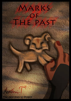 Marks of the past - Cover