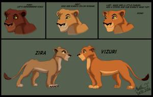 Vizuri's design  by Irete