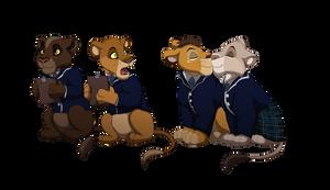 Commission: Uniform Cubs- 5