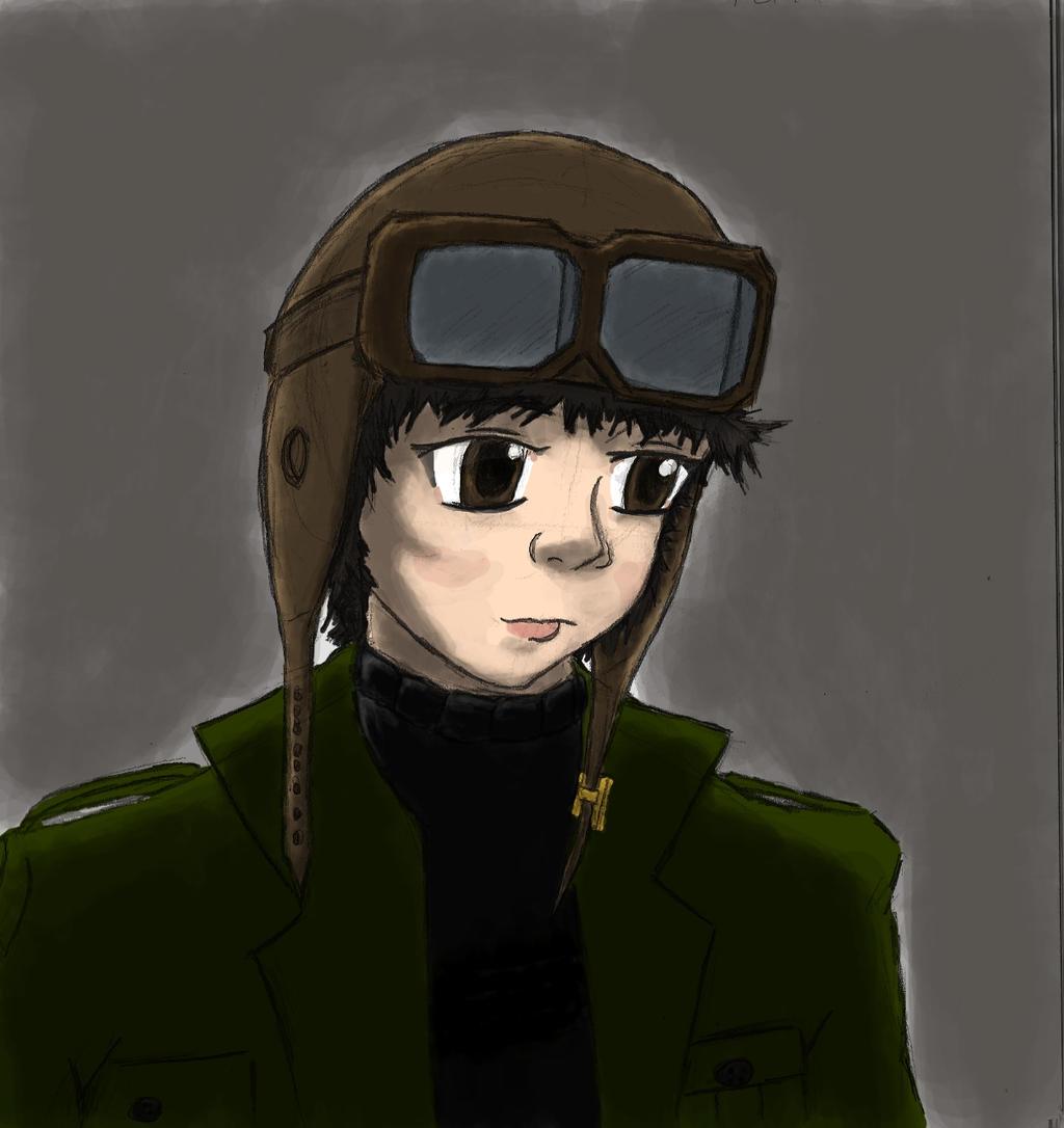 KOTA: Mika Concept by mistformsquirrel
