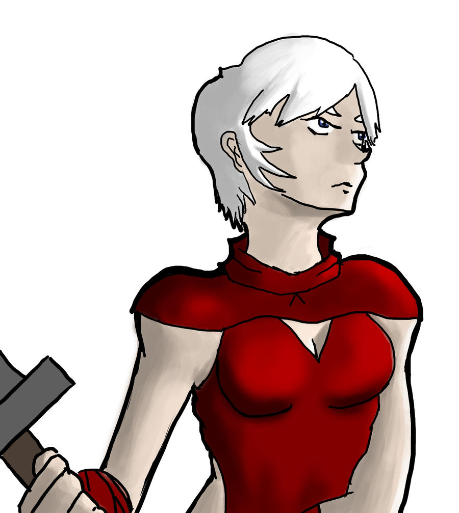 Dungeons and Dragons 3.5e Character - Ari by mistformsquirrel