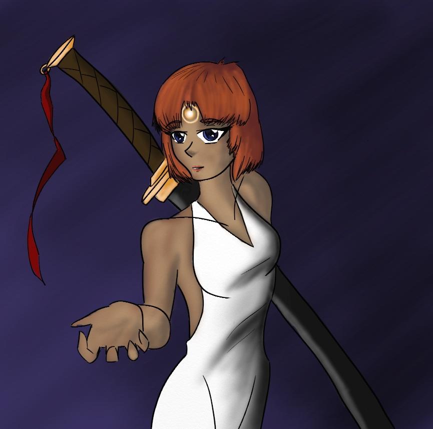Exalted - Yumi,  Take 2 by mistformsquirrel