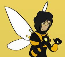 Joy Buzzer - Mutants and Masterminds Edition Flats by mistformsquirrel