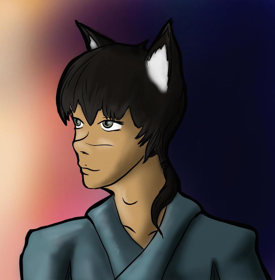 Asteron Catboy 3 by mistformsquirrel