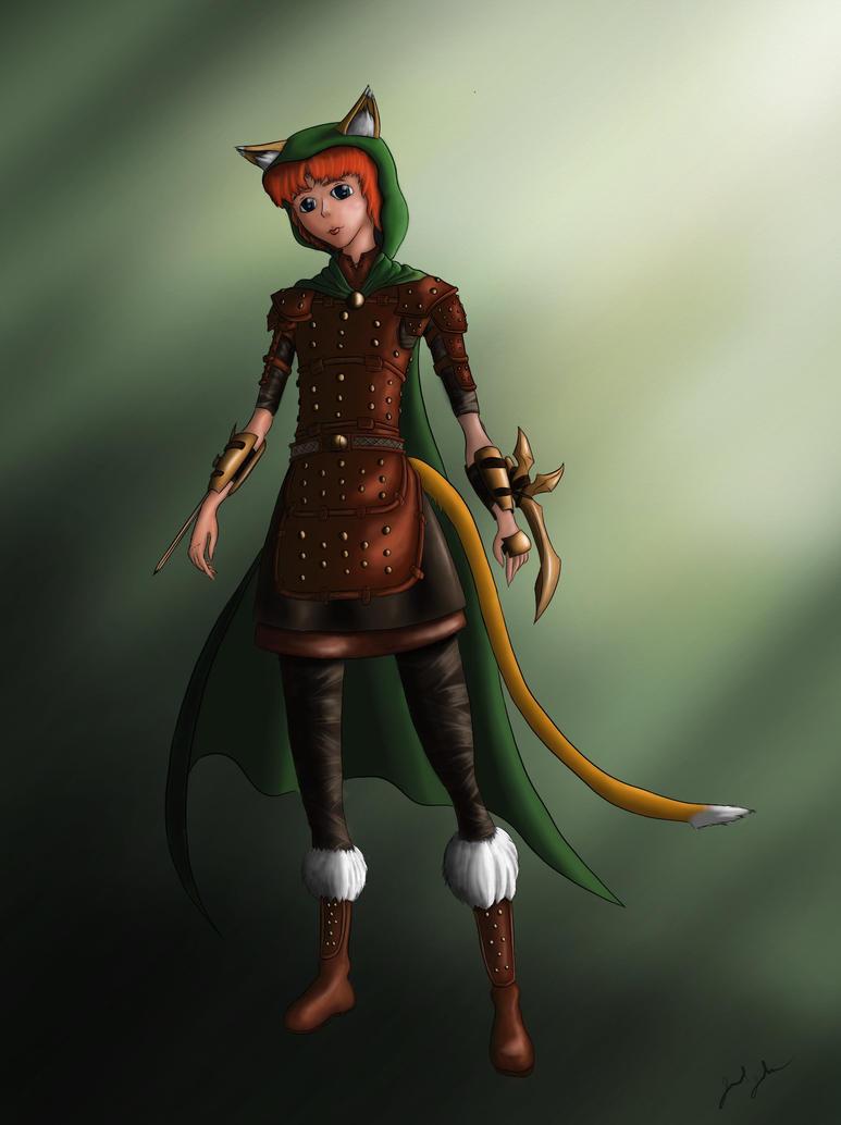 MMORPG Series - Picture 1: Dark Age of Camelot by mistformsquirrel
