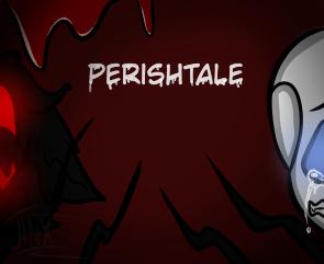 PERISHTALE COVER by JinxGamingArt