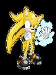 Shocram The (Lightning Lord) Hedgehog