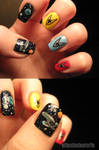 to boldly go nails