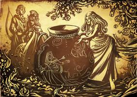 Persephone Myth II - Sharp Arrow