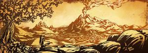 Persephone Myth I - Enslaved Titan
