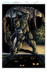 The Orc Who Would Be King (Color Part)