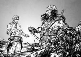 [Mournblade] Barbaric ritual