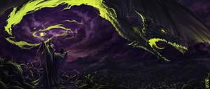 [Fanart] Maleficent's Toy
