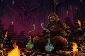 Witch Choice (New Version 2014) by LauraBevon