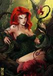 Commission #4 - Ivy by LauraBevon