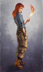 [AF] Blaze by LauraBevon