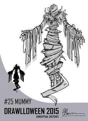 DH25 mummy by laurabevon by LauraBevon