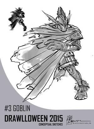 DH3 goblin by laurabevon by LauraBevon
