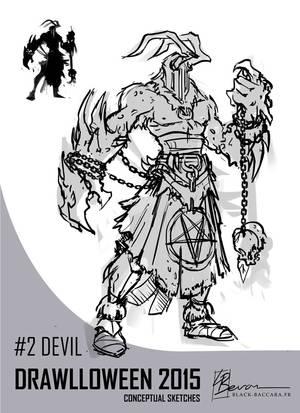 DH2 devil by laurabevon by LauraBevon