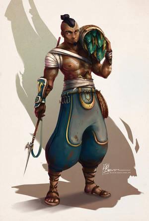 [Vivere] Hydra Cult's Fisherman by LauraBevon