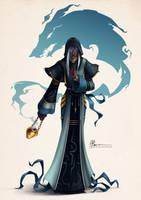 [Vivere] Wolf Cult's Priestess by LauraBevon