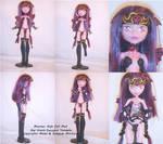Custom Doll Vandella by Salaura