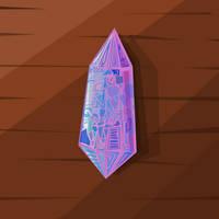 Wierd Crystal by HaydenR999